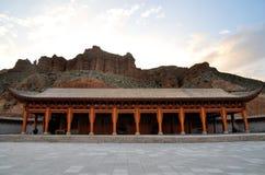 Architettura della Cina Fotografia Stock