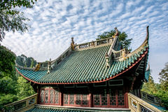 Architettura della Cina Fotografia Stock Libera da Diritti