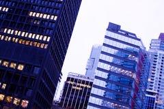 Architettura della città Immagine Stock Libera da Diritti