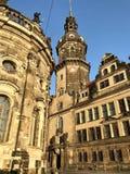 Architettura della città di Berlino Fotografia Stock Libera da Diritti