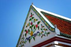 Architettura della Tailandia Fotografia Stock Libera da Diritti