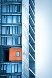 Architettura delle costruzioni di affari fotografia stock