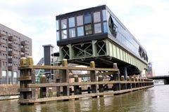 Architettura di Amsterdam fotografia stock libera da diritti