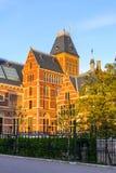 Architettura di Amsterdam, Paesi Bassi Fotografia Stock