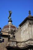 Architettura di Barcellona Immagine Stock Libera da Diritti