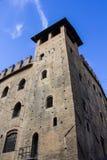 Architettura di Bologna fotografie stock libere da diritti