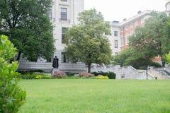 Architettura di Boston immagine stock