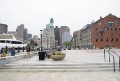 Architettura di Boston fotografie stock