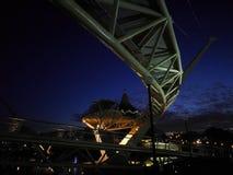 Architettura di Brigde fotografia stock