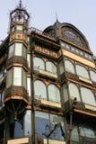 Architettura di Bruxelles Immagini Stock Libere da Diritti
