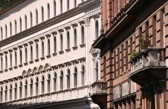 Architettura di Budapest Fotografie Stock