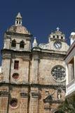 Architettura di Cartagine de Indias. La Colombia Fotografie Stock