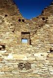 Architettura di Chaco Fotografie Stock