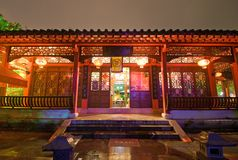 architettura di Cinese-stile Fotografie Stock