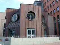 Architettura di Denver fotografia stock