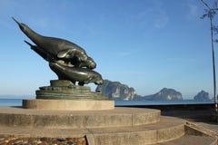 Architettura di dugonghi Immagine Stock