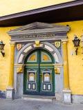 Architettura di Erfurt, Germania Fotografia Stock Libera da Diritti