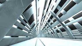 Architettura di fantasia Fotografie Stock Libere da Diritti