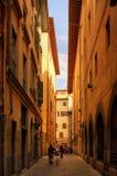 Architettura di Firenze Immagini Stock