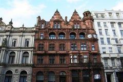 Architettura di Glasgow Fotografia Stock Libera da Diritti