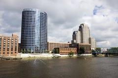 Architettura di Grand Rapids fotografie stock libere da diritti