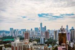 architettura di Guangzhou Immagini Stock