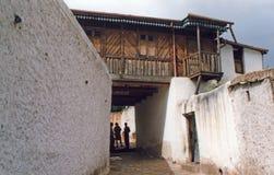 Architettura di Harar Jugol Fotografie Stock Libere da Diritti