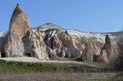 Architettura di Kapadokya Capadoccia fotografie stock