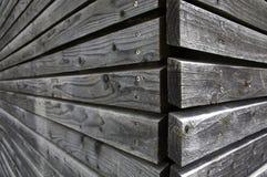 Architettura di legno Immagini Stock