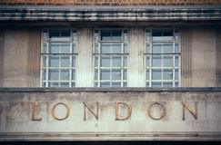 Architettura di Londra Immagine Stock