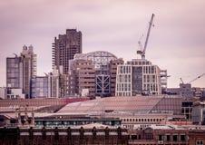 Architettura di Londra Fotografia Stock Libera da Diritti