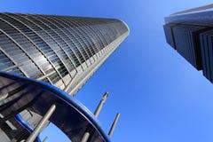 Architettura di Madrid Fotografia Stock