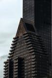 Architettura di Manhattan Fotografia Stock Libera da Diritti