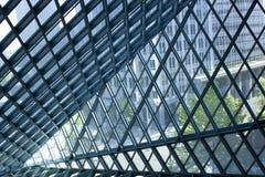 Architettura di Mordern Fotografia Stock Libera da Diritti