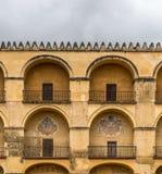 Architettura di moresco Immagini Stock Libere da Diritti