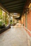 Architettura di moresco dell'università di Tampa Fotografia Stock