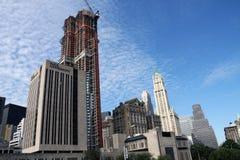 Architettura di New York Immagine Stock Libera da Diritti