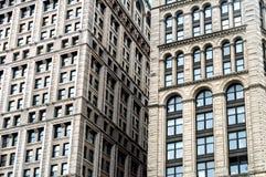 Architettura di New York Fotografia Stock