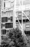 Architettura di New York Fotografie Stock