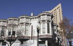 Architettura di Oakland Fotografie Stock Libere da Diritti