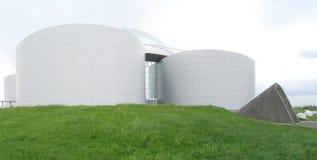 Architettura di Reykjavik Immagini Stock
