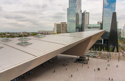 Architettura di Rotterdam Fotografia Stock Libera da Diritti