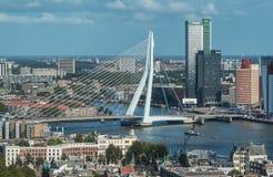 Architettura di Rotterdam Fotografie Stock