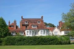 Architettura di Salisbury fotografie stock