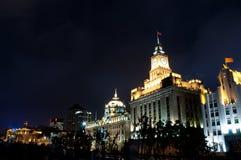 Architettura di Schang-Hai Immagini Stock Libere da Diritti