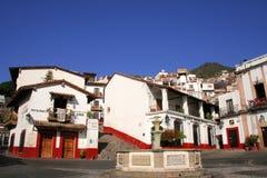 Architettura di Taxco Fotografie Stock Libere da Diritti