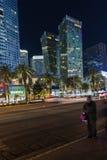 Architettura di Vegas Immagine Stock