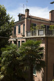 Architettura di Venezia Immagini Stock