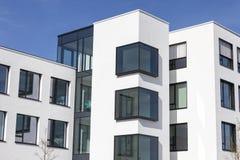 Architettura di vetro moderna Immagini Stock