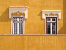 Architettura di Windows Fotografie Stock Libere da Diritti